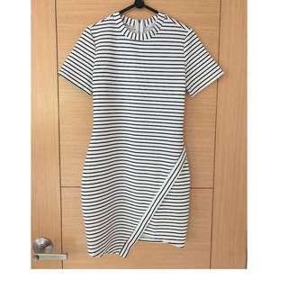 New Stripe Dress #NEW99