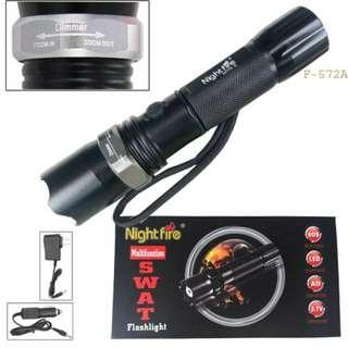Multifunction flash light swat