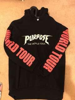 Justin Bieber x H&M hoodie