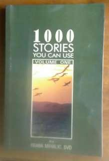 1,000 Stories You Can Use - Volume 1