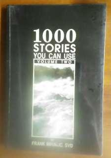 1,000 Stories You Can Use - Volume 2