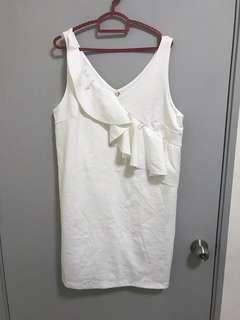 White Top/ Dress #EVERYTHING18