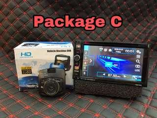 Double Din MP5 Player Wit DVD