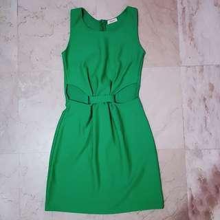 REPRICED Jellybean Cutout Dress