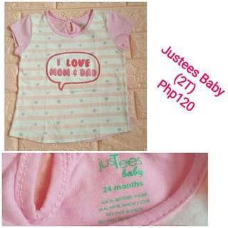 PL Justees Baby (2T)