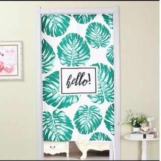 85X180cm In Stock Door Curtain Japanese Partition FengShui