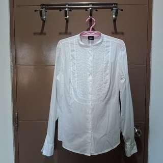 MOSSIMO Button Down Top