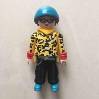 Playmobil Figures Series 9 街頭少年摩比人