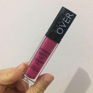 Make over lip cream intense matte - Lavish