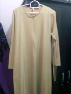 Tunik vanilla hijab