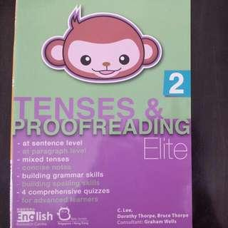 Tenses & Proof Reading 2