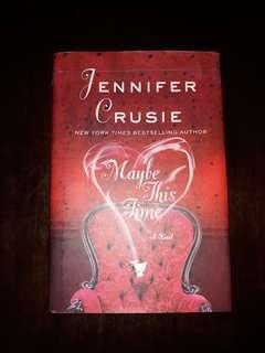 Maybe This Time Jennifer Crusie