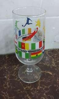 Limited edition -World Cup glass