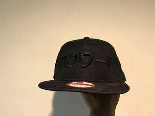 🚚 SQUAD棒球帽 全黑 刺繡