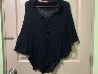 Black Pashmina or Light Cloak