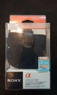 Sony alpha lens cap holder