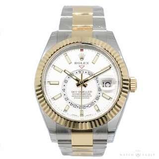 Brand New Rolex Sky-dweller 326933