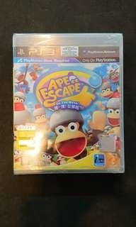 Ps3 : Ape escape ON THE MOVE (ENG)