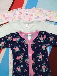 Sleepsuit next bayi 9-12 bulan small cutting #yukjualan