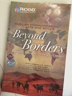 English Communication Arts and skills Beyond Borders Reading Literature in the 21st Century