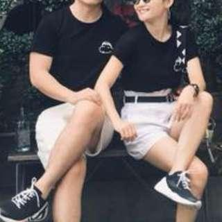 Sin Chan Couple Tee T-Shirt