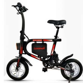"12"" Electric Bike"