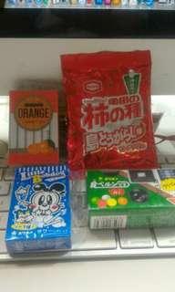 Japan Candy/柿子