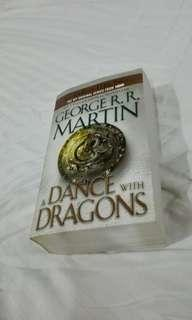 Game of Thrones A Dance with Dragons