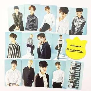 Seventeen 2nd Fanclub Carat Membership Official Photocard