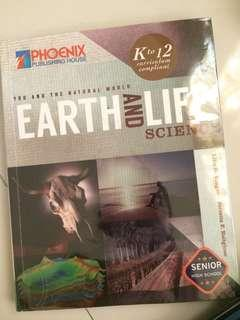 You and the Natural World Earth and Life Science