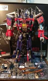 Transformer Wei Jiang MO1 Optimus Prime Commander