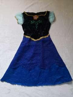 Princess Ana/Frozen Costume