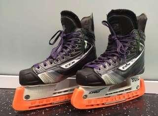 CCM Crazy Lights Ice Skates
