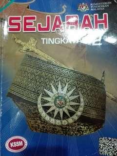 SEJARAH KSSM FORM2