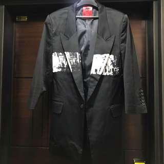 🚚 全新男裝  西裝七分袖