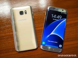 Samsung S7 Edge gold 64GB