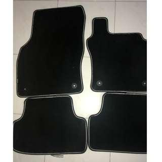 Volkswagen golf 7 car mat