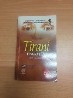 Tirani (Form 5)