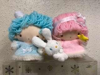 Little Twin Stars 2009 冷頭公仔