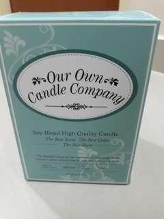 Our very own candle