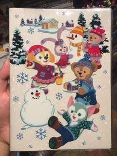 迪士尼九折代購 聖誕 筆記簿