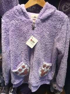 迪士尼九折代購 stellalou 毛毛外套