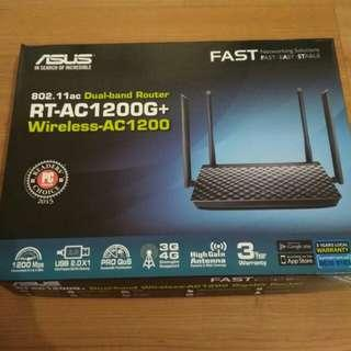 Asus rt-ac1200g wireless router