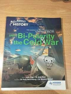unit 3 bipolarity & the cold war history textbook (sec4)