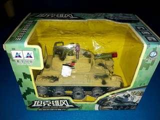 Toy Tank Sound Toy
