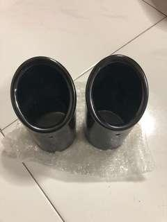 Volkswagen Golf/Jetta exhaust tips