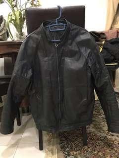 Leather Jacket  #SBUX50