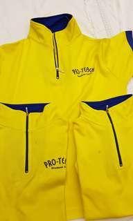 Pro teach uniform