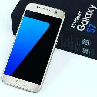 Original Unlocked Samsung Galaxy S7 G930A Mobile Phone 4G