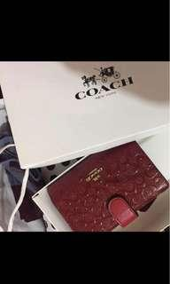 Authentic quality preloved coach